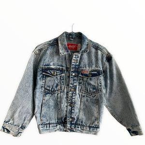 Coca Cola Vintage Jeans Jacket Medium